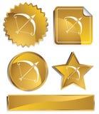 Zodiac - Sagittarius Stock Images