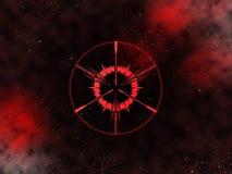 Zodiac Sagittarius Starfield Stock Photography