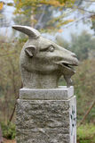 Zodiac sheep Royalty Free Stock Photo