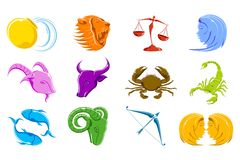 Free Zodiac Sign Royalty Free Stock Images - 18686389
