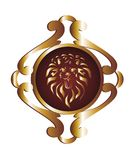 Zodiac sign of Leo Stock Images