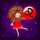 Zodiac sign Leo Stock Photos