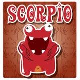 Zodiac sign Scorpio Royalty Free Stock Image