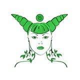 Zodiac sign of Taurus Royalty Free Stock Image