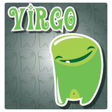 Zodiac sign Virgo Stock Photos