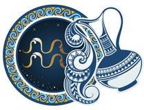 Zodiac signs - Aquarius