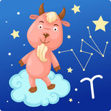 Zodiac signs -Capricorn Royalty Free Stock Images