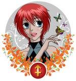 Zodiac Signs - Sagittarius Royalty Free Stock Images