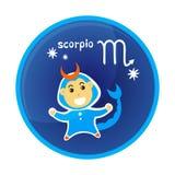 Zodiac signs-24 Royalty Free Stock Photo