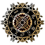 Zodiac Signs Set 3 Royalty Free Stock Images