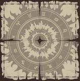 Zodiac symbols Stock Images