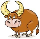 Zodiac taurus Stock Images