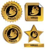 Zodiac - Virgo Stock Photos