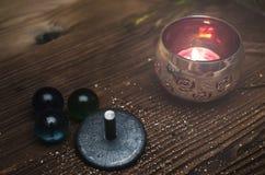 Zodiac wheel talisman. Horoscope amulet. Astrology. stock photography