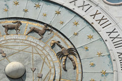Free Zodiacal Clock Stock Image - 6696651