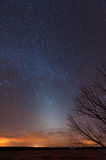 Zodiacal Light Royalty Free Stock Images