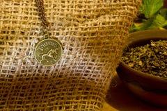 Zodiacal symbool van Stier stock afbeeldingen