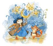 Zodiacal tecken: en Skytten Royaltyfri Foto