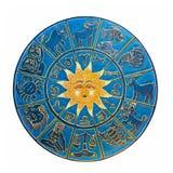 Zodiaco Foto de archivo libre de regalías