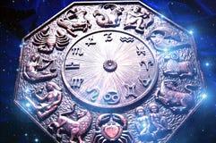 Zodiaco imágenes de archivo libres de regalías