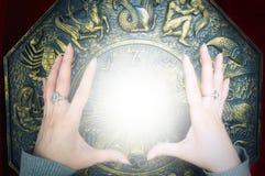 Zodiaco fotografía de archivo