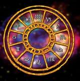 Zodiaco stock de ilustración