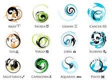 Zodiaco Fotografie Stock