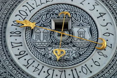 Zodiaco antico Fotografie Stock