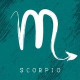Zodiaco signs-11 ilustración del vector