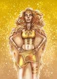Zodiaków znaki leo ilustracja wektor