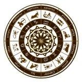 zodiak Obrazy Stock