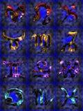 zodiak Zdjęcie Royalty Free