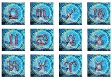 zodiak Obrazy Royalty Free