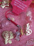 Zodiak końska Chińska wiara Obraz Stock