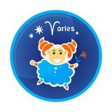 Zodiak signs-16 Zdjęcia Royalty Free
