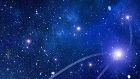 Zodiakalny gwiazdozbiór Capricornus ilustracji