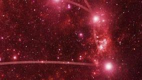 Zodiakalny gwiazdozbiór Leo zbiory wideo