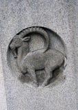Zodiaktecken av Stenbocken. royaltyfria foton