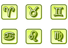 Zodiaque Image libre de droits