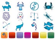 Zodiaque Photographie stock libre de droits