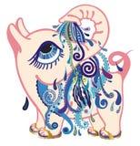 Zodiaque - Verseau Images libres de droits