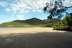 Zoe Bay on Hinchinbrook Island Stock Photos