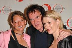 Zoe Bell, Quentin Tarantino Royalty Free Stock Image