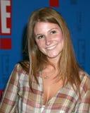 Zoe Emily Winkler E! Unterhaltungs-Partyroosevelt-Hotel Los Angeles, CA 2. August 2005 Lizenzfreies Stockbild