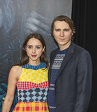 Zoe Kazan and Paul Dano Stock Photos