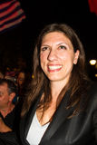 Zoe Konstantopoulou, Voorzitter van het Helleense Parlement, gree Stock Foto's