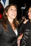 Zoe Konstantopoulou, Voorzitter van het Helleense Parlement, gree Royalty-vrije Stock Foto's