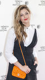 Zoe Levin. New York, NY, USA - April 24, 2014: Actress Zoe Levin attends the 'Palo Alto' Premiere during the 2014 Tribeca Film Festival at the SVA Theater in New Royalty Free Stock Photos