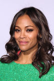 Zoe Saldana Stock Photography