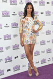 Zoe Saldana Stock Image